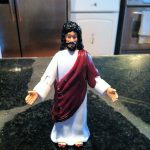 action figure jesus