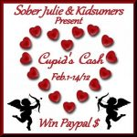 CALLING ALL BLOGGERS WORLDWIDE~Cupid's Cash