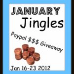 January Jingles Paypal $100 Worldwide
