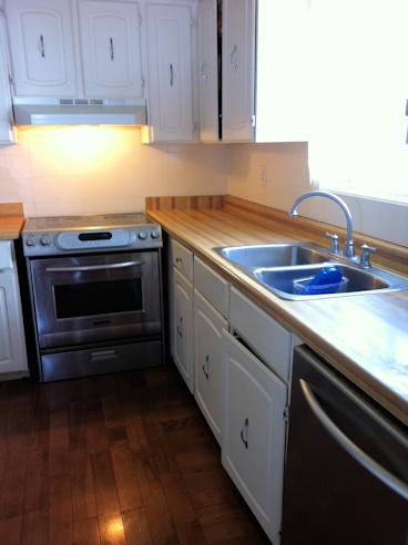 DIY Countertop Paint~Giani Granite What a GREAT Makeover - Sober Julie ...