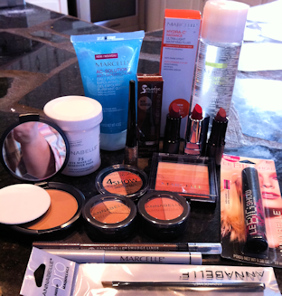 Marcelle & Annabelle Products