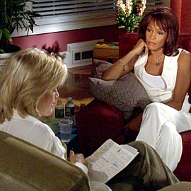 Whitney on Diane Sawyer