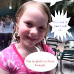 Funny From a 6 Year Old – WW w/Linky