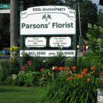 I have a lovely Spring Giveaway from Parsons Florist