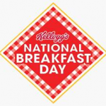 March 8th is National Breakfast Day #shareyourbreakfast
