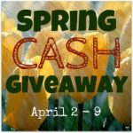 Spring Cash Giveaway – Open Worldwide