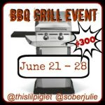 BBQ Grill Event – #WIN $300 BBQ – US&CAN