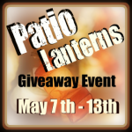 Patio Lanterns Giveaway Event – Over $475 worth of prizes!