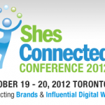 2012 ShesConnected Conference ~ Proud To Be An Ambassador! #SCCTO