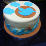 Twitter Cake – Wordless Wednesday w/Linky