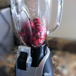 Raspberry Lime Mocktail Recipe & Hamilton Beach Wave Station Review