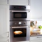 WIN Stainless Steel Microwave $699 IKEA – #SummerSpruceUp