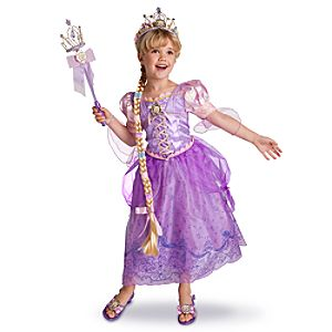 Rapunzel Costume Collection