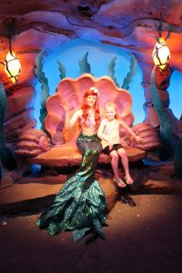magic kingdom ariel