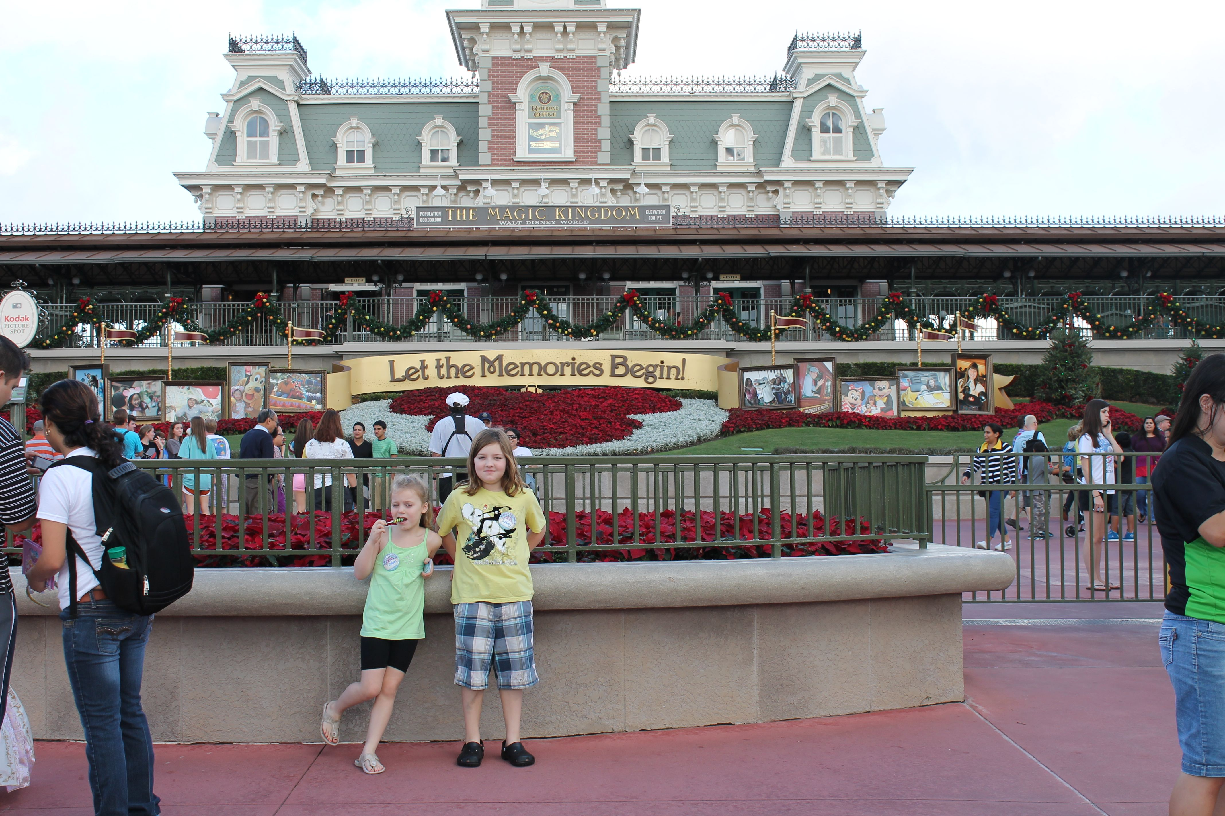 Magic Kingdom Must See Attractions