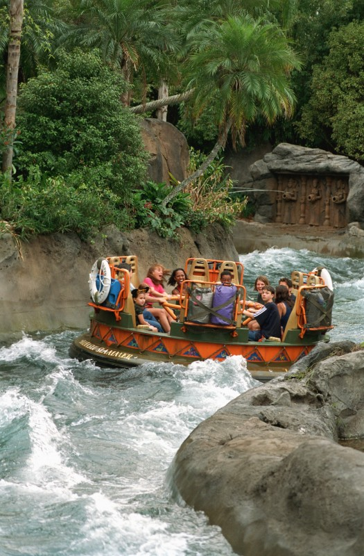 Kali River Rapids Animal Kingdom