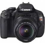 Happy New Year Canon Rebel DSLR Giveaway (WW)
