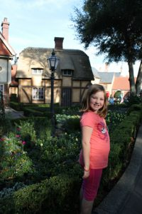 Epcot UK Pavillion Cottage
