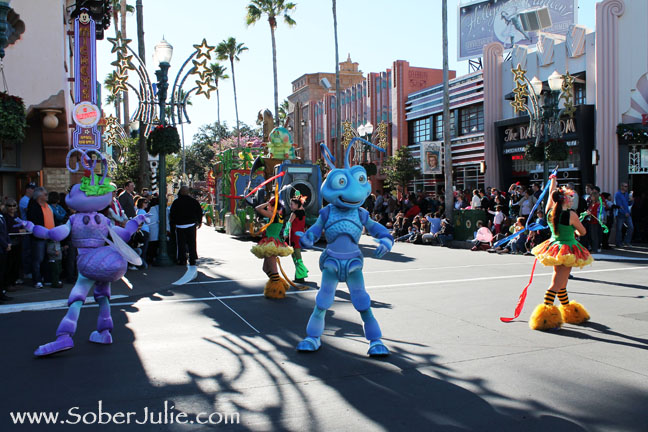 Hollywood Studios Parade 2