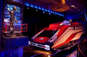 Hollywood Studios Star Tours