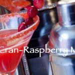 Cran-Raspberry Mock-Tini Mocktail
