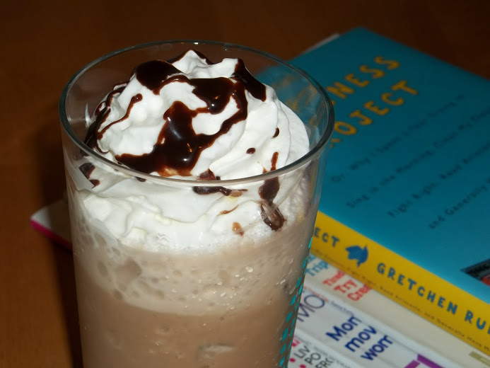 Iced Coffee Drink Recipe