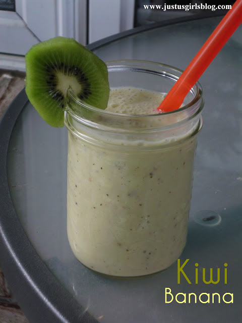 Kiwi Banana Smoothie Recipe