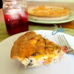 Simple Summer Quiche Recipe