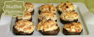 Stuffed Mushrooms - Impress Your Guests