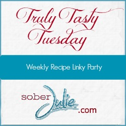 Truly Tasty Tuesday Recipe Badge