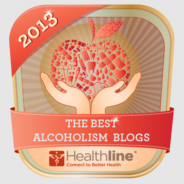 Sober Julie Named 1 of the Best 15 Alcoholism Health Blogs!
