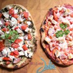 Quick, Easy Naan Pizza Recipe #shop #cbias