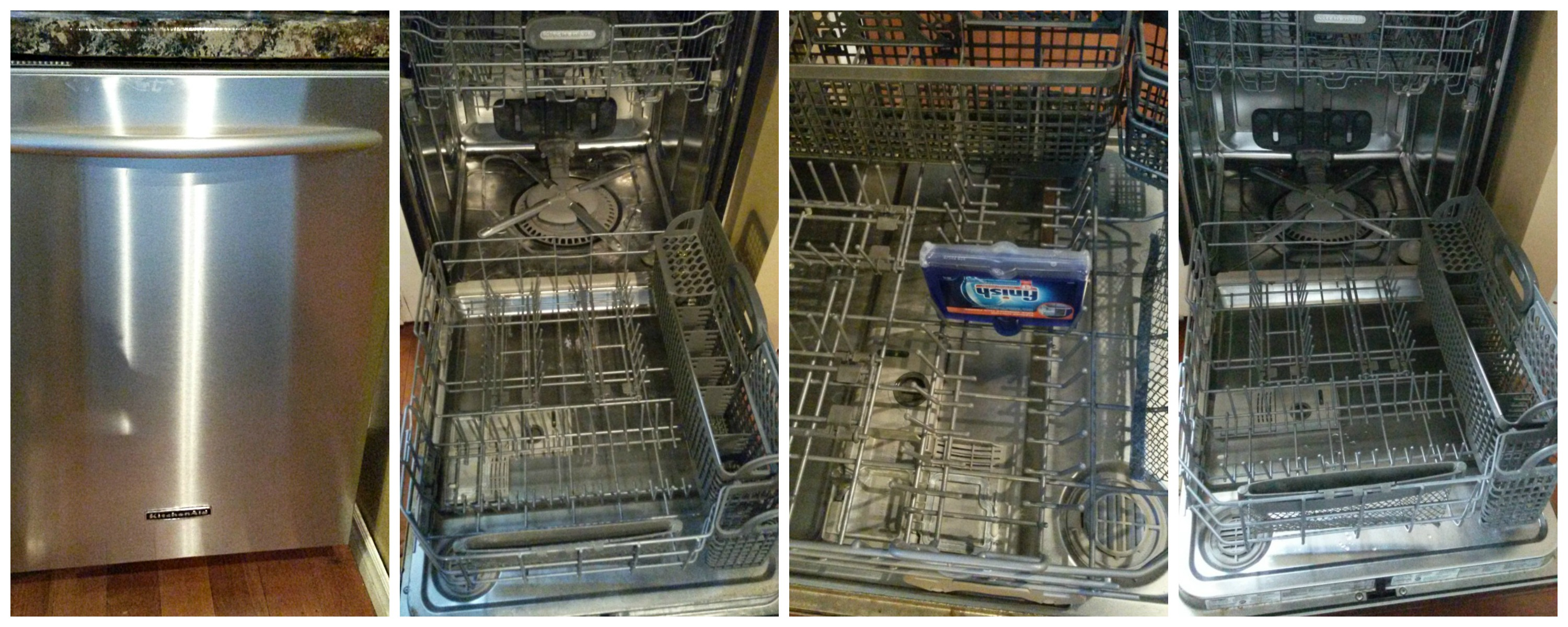 Wondering How To Clean A Dishwasher Finishthedishes