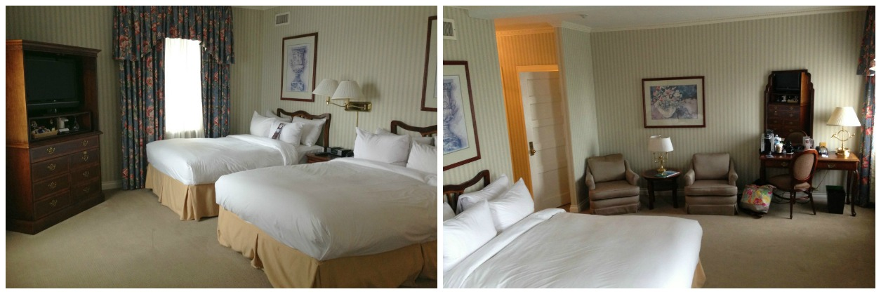King Edward Hotel rooms