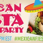 Twitter Party Alert #MexicanFiesta