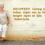 Recovery from Alcoholism – Wordless Wed w/Linky