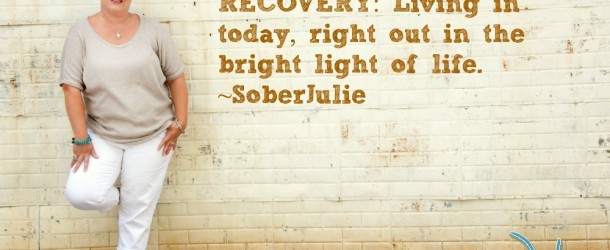 SoberJulie Recovery from Alcoholism