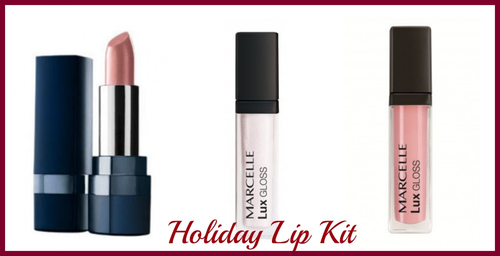 Marcelle Holiday Lip Kit