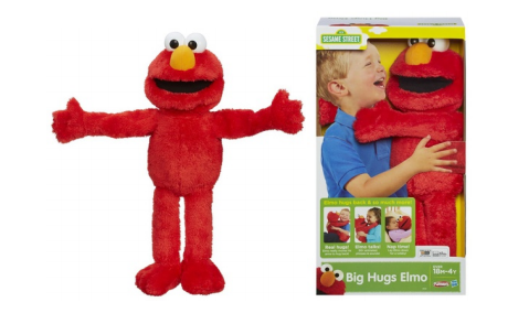 hasbro big hugs elmo