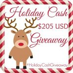 Our Christmas Cash Giveaway $205 USD ~ Open WW