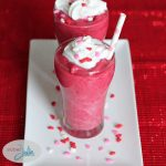 Skinny Raspberry Milkshake Recipe