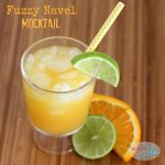 Fuzzy Navel Mocktail Recipe
