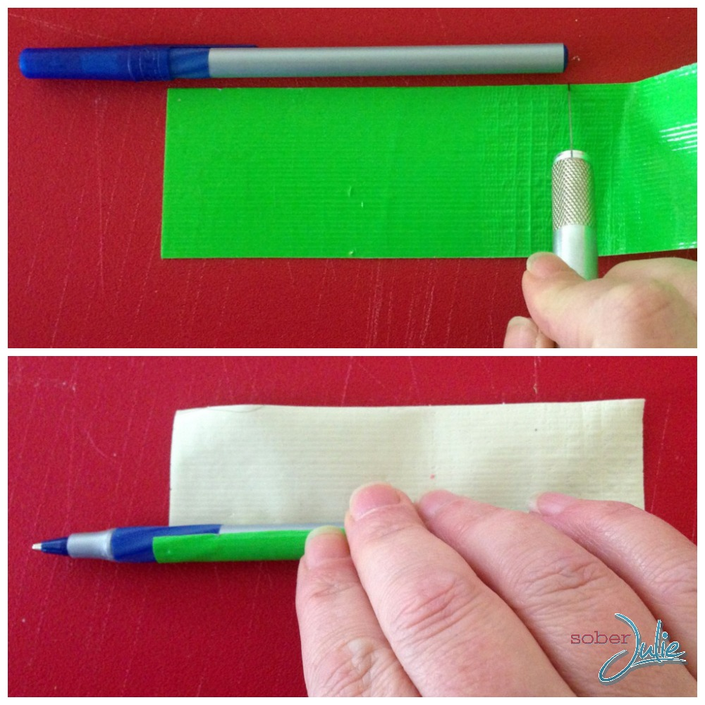 Duck Tape Tulip Pen green.jpg
