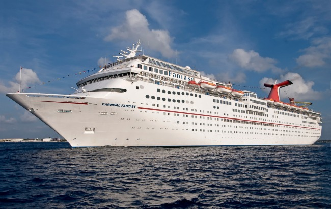 Carnival Fantasy – A Cruise Ship For Everyone #CCLWinter