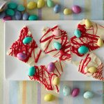 Making Easter Chocolate Bark With the Kids