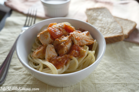 Chicken-Tomato-Herb-Pasta-Recipe