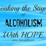 3 Facebook Messages, Some Profanity, Anonymity and the Stigma of Alcoholism