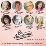Be Awesome Linky Party! Come Link Your Recipes, DIY & Crafts #BeAwesomeParty