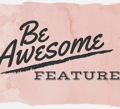 Be Awesome Party Linky Party!