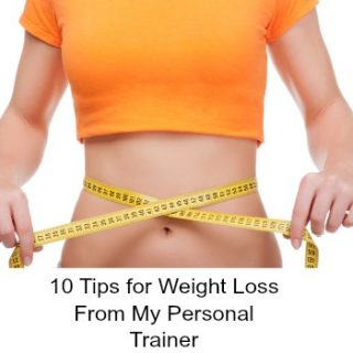 10 Tips for Weight Loss From My Personal Trainer slider